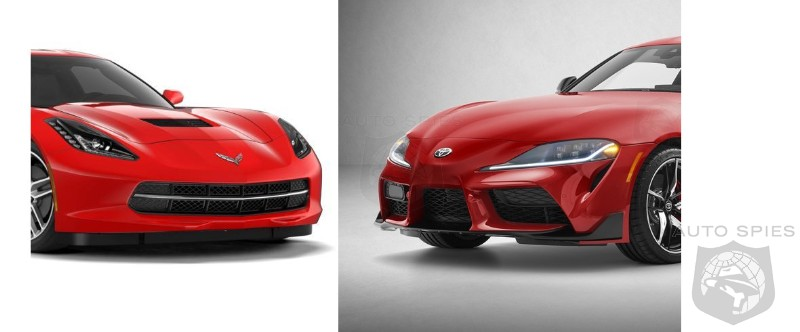 NAIAS 2020 Supra Or 2019 Corvette Which One Gets Your Bank Roll