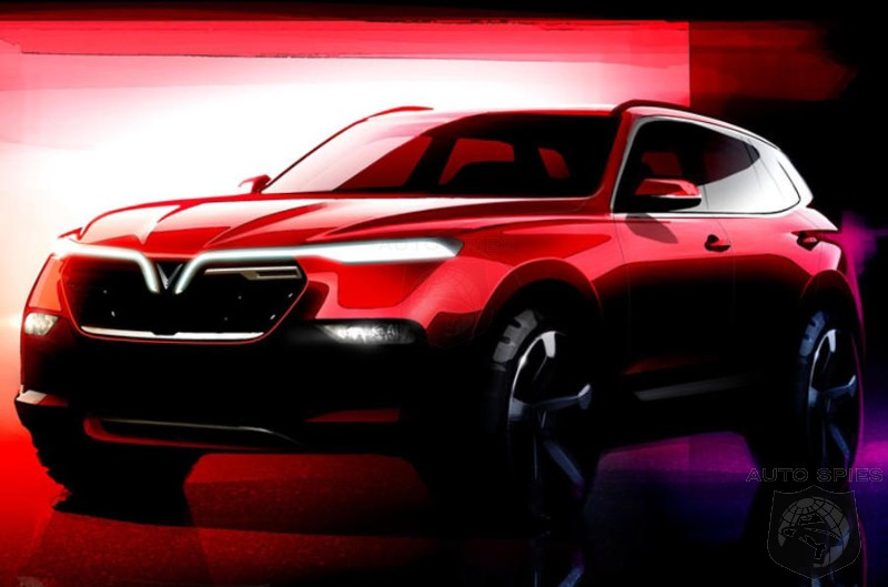 Pininfarina Chosen To Design SUV And Sedan For First Vietnamese Automaker