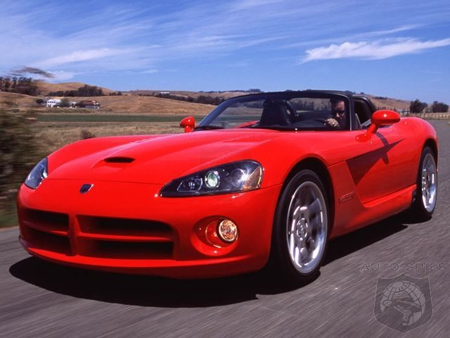 SRT Boss Says Viper And Vette Buyers Are Not The Same Customers