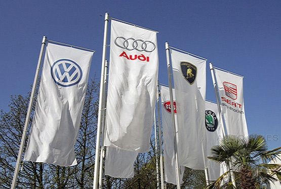 What Recession? Volkswagen Group Global Sales Rose 18.9% In August