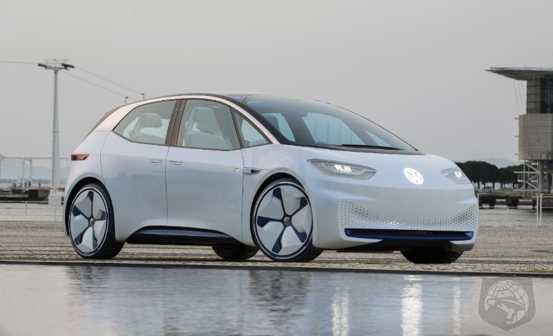 STUD OR DUD? Volkswagen Confirms ID EV Hatchback Will Look Like Concept