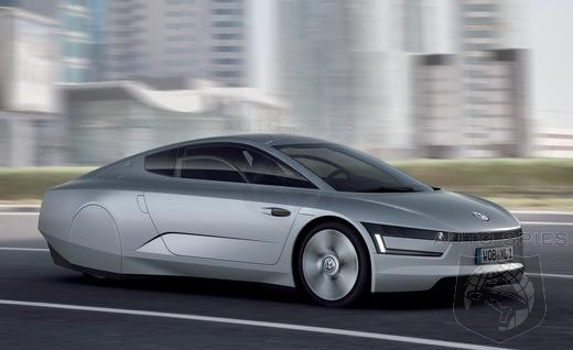 Volkswagen Moves Ahead With Testing Of 260 MPG 2014 XL1 Diesel-Electric