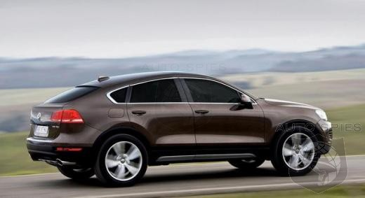 Should Volkswagen Build This Touareg CC?