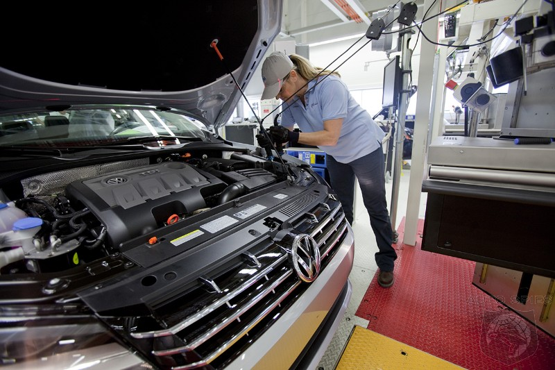 UAW Goes On The Offensive Against Volkswagen's Chattanooga Plant