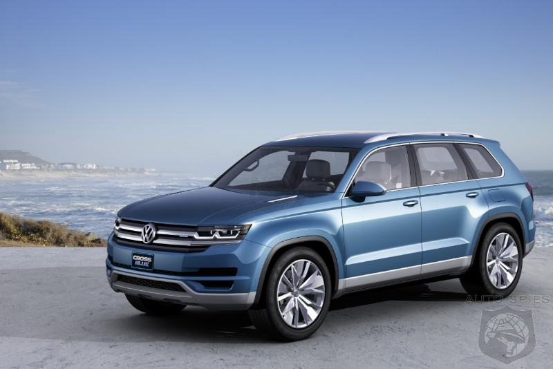 Volkswagen To Expand SUV Offerings To Six In Effort To Overtake Toyota