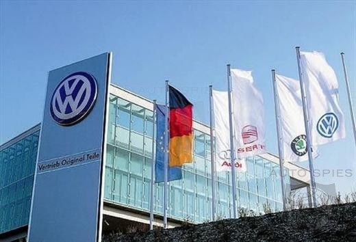Volkswagen Earnings Slow In 3rd Quarter Due To European Crisis