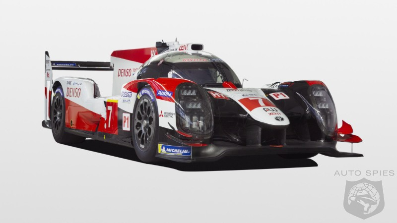 fia moves to restrict toyota hybrid lemans race cars much