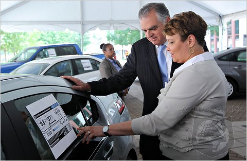 EPA To Expand Monitoring In Wake Of Fuel Economy Discrepancies