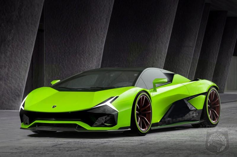 Lamborghini CEO Outlines 2023 Hybrid V12 Powerplant