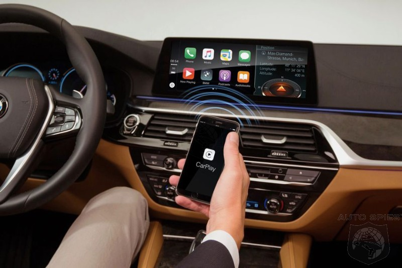 Have They Lost Their Mind? BMW Wants You To Pay A Fee To Use Apple CarPlay