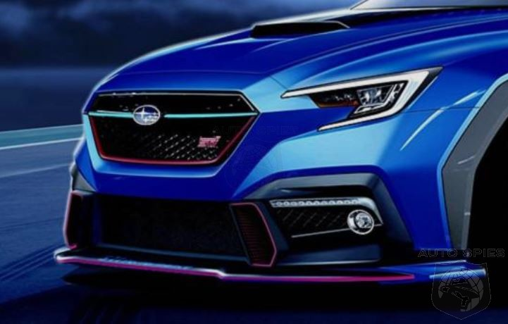 Would You Place Subaru Back On Your List If The Wrx Sti Looked Like This