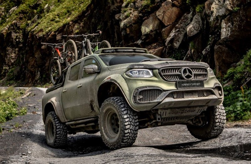 Tuner Transforms X-Class Into The Beast It Should Have Been All Along