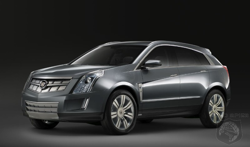 GM Trademarks Cadillac CT5 And Cadillac CT6 - New Crossovers On The Way?