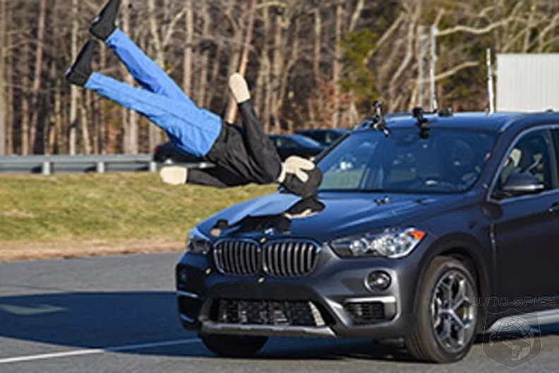Nine Crossovers Earn Top Marks In IIHS Pedestrian Safety Testing