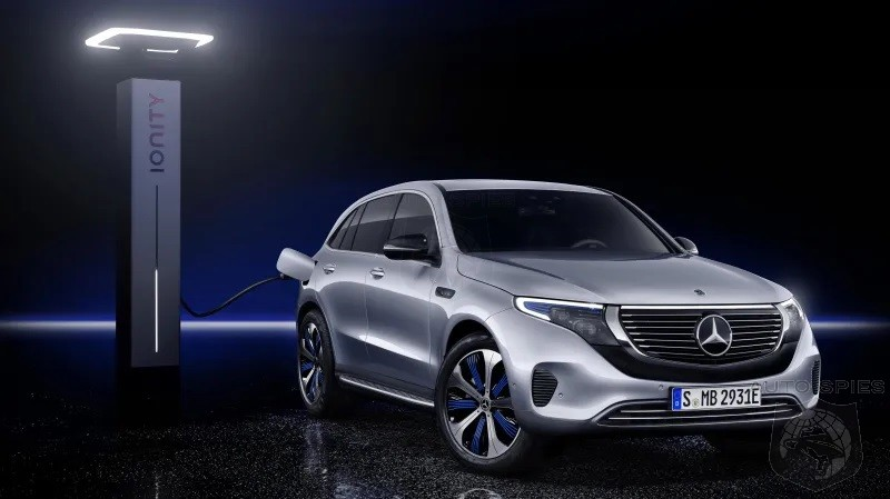 2020 Mercedes EQC Crossover Delayed At Least Three Months Due To Battery Shortages