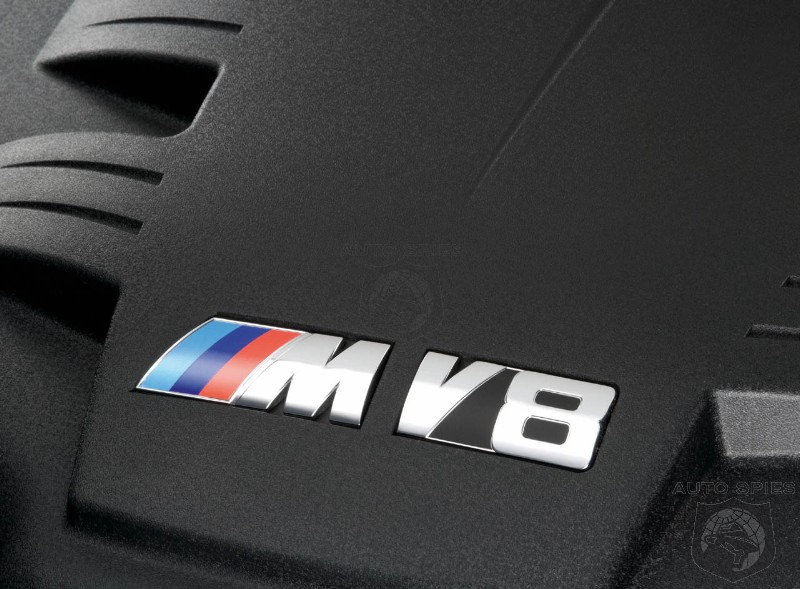 Latest Shots of the 2008 BMW M3 and V8 Motor