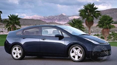 Next Gen Prius To Have Roof Solar Panels