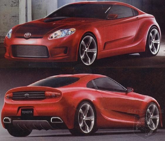 Toyota Sports Car 2011