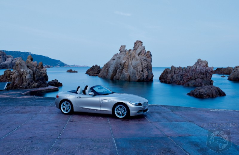 The NEW 2010 BMW Z4 OFFICIAL Release and Details - AutoSpies.com Brings YOU All the Details!