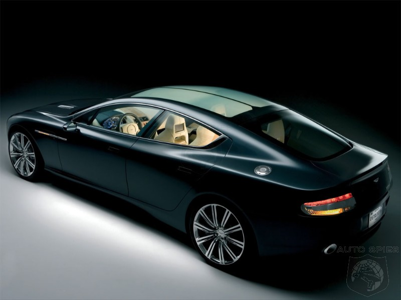 The High Price Of The Aston Martin Rapide Has Aston Martin Priced - How much is an aston martin