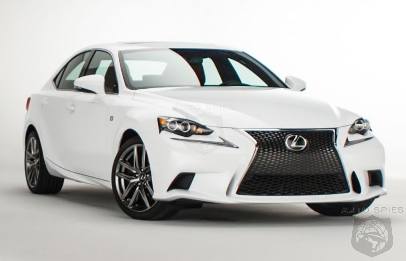 LEXUS WINS!!!  LEXUS WINS!!!  BMW 3-Series Gets Stomped By Japanese Invasion of Excellence