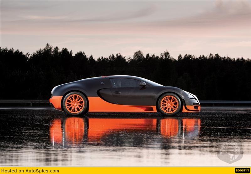 Bugatti Veyron Ss 16.4. The Bugatti Veyron 16.4 Super