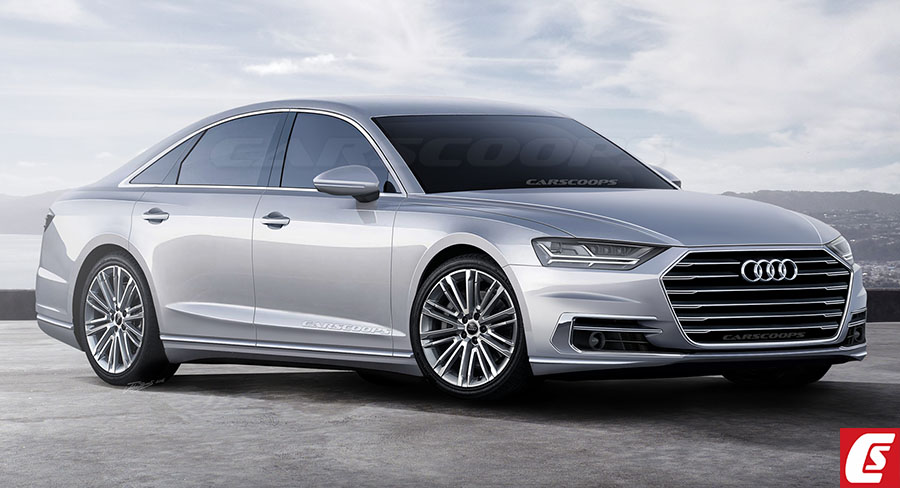 2018 audi 18. modren 2018 rendered speculation if the allnew audi a8 looks like this would you  give it two thumbs up or down in 2018 audi 18 r