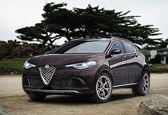 Rendered Speculation If This Is What The Alfa Romeo
