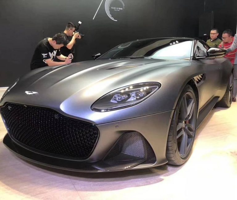 EXPOSED! FIRST Look At The All-new Aston Martin DBS