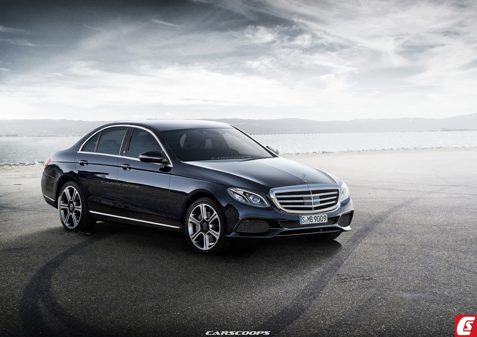 Rendered speculation this is your best look at the all for Upcoming mercedes benz models