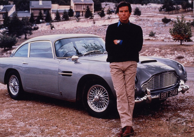A $33 Million Dollar Collection Fit For Agent 007 — MANY Memorable James Bond Cars Up For Sale