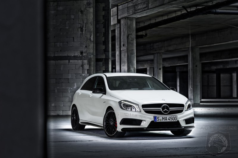 Did Mercedes-Benz Just Debut The KING Of ALL HOT Hatches?