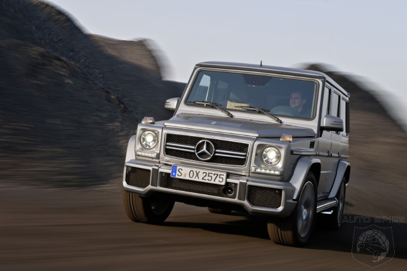 WHAT Is It About Mercedes-Benz's G-Class That 00R - And The Rest Of The World - LOVES?