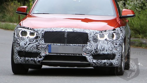 SPIED: BMW's 1-Series Set To Get Updates, Hopefully It Won't Get UGLIER
