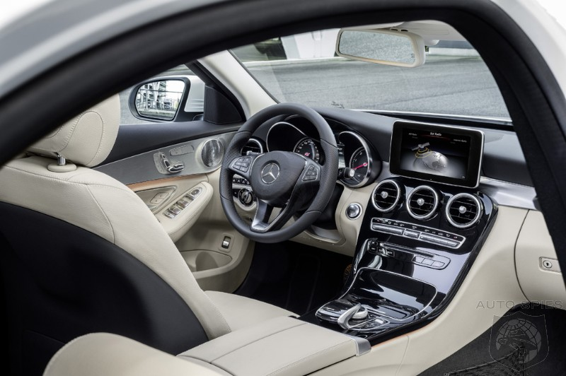 Stud Or Dud Has The 2015 Mercedes Benz C Class Set The Benchmark