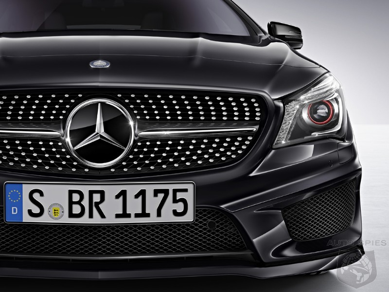 "REVIEW: Is the All-New ""Baby"" Benz Deserving of the Three-Pointed Star? 00R Tests The CLA250"