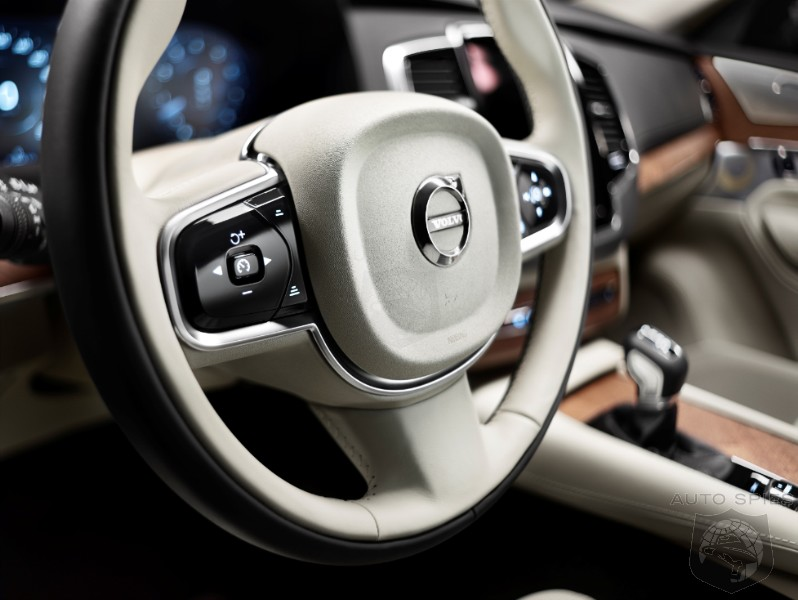 STUD or DUD? Is The 2015 Volvo XC90's INTERIOR Turning YOUR Head And Making You Interested In The Swedish Brand?
