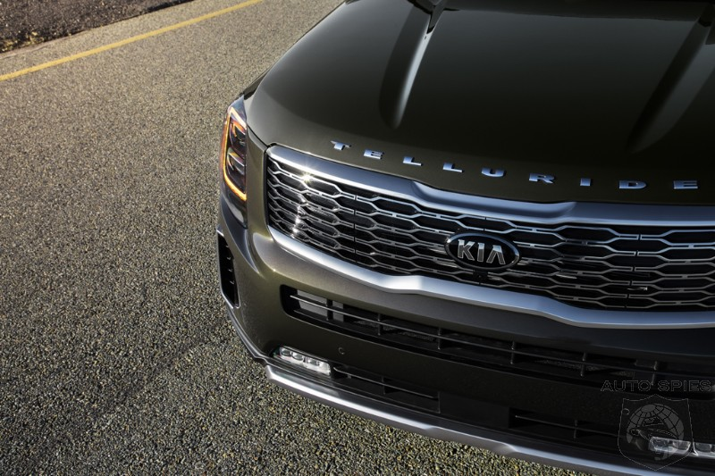 #NAIAS: Kia Delivers Its Long-awaited, Eight-Passenger 2020 Telluride — FULL Details HERE!