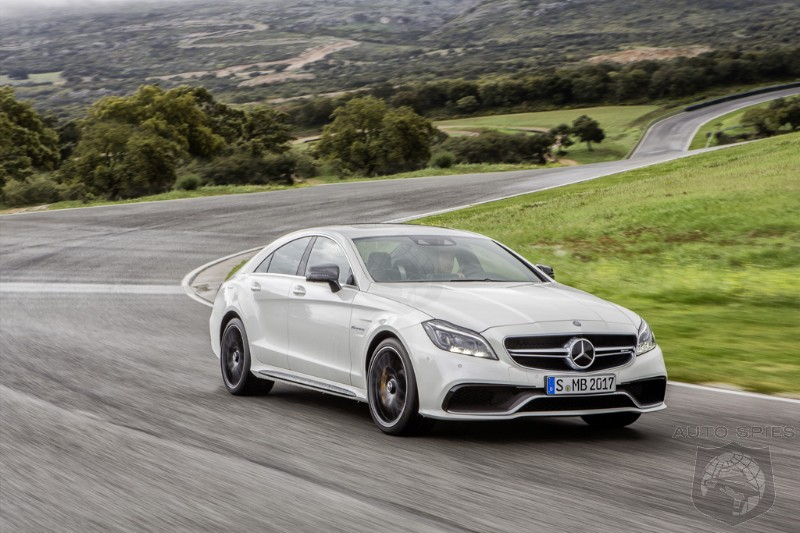 Is The 2015 Mercedes-Benz CLS-Class Refresh LACKING Something The First-Gen CLS Had?