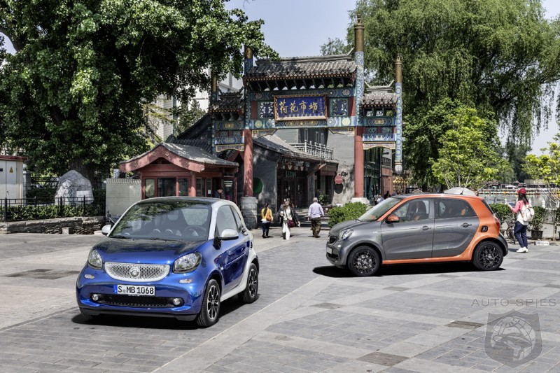 Smart Introduces The All-New ForTwo AND EXPANDS The Smart Lineup With The ForFour