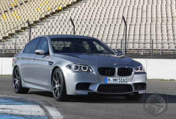 BMW's Current M5