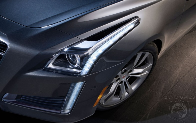 If YOU Were In The Market For A Cadillac, Would You Get The ATS Or Pony Up MORE $ For The CTS?