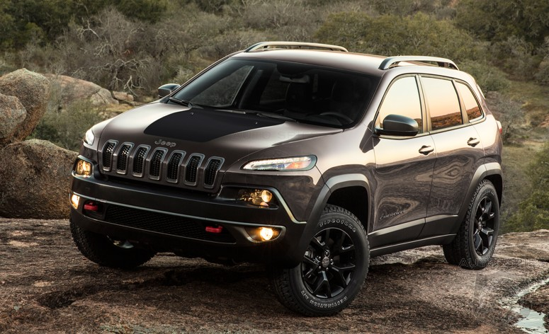 VIDEO: The 2014 Jeep Cherokee OFF-ROAD — You Won't See A RAV4, CR-V, Escape Doing THIS!
