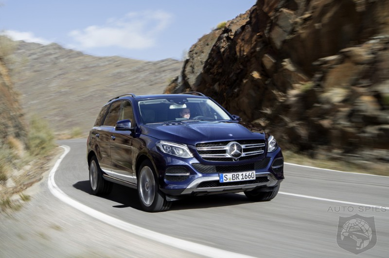 NYIAS The Newly Refreshed Mercedes Benz GLE Comes Out It s Official INFO And FIRST Impressions HERE