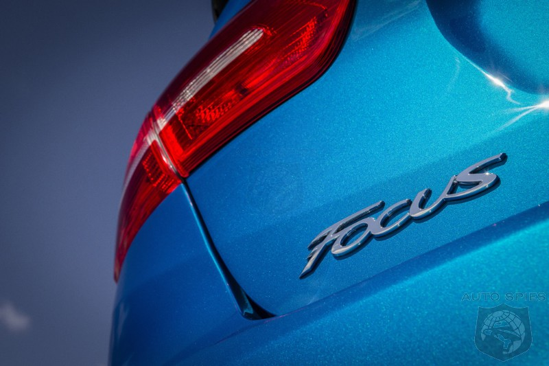 NEW YORK AUTO SHOW: Newly Revamped 2015 Ford Focus Set For A Big Apple Debut — EV And Revamped Sedan Have YOUR Attenton?