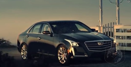 VIDEO: Promo Clip Gives Us ANOTHER Look At The Modified 2015 Cadillac CTS