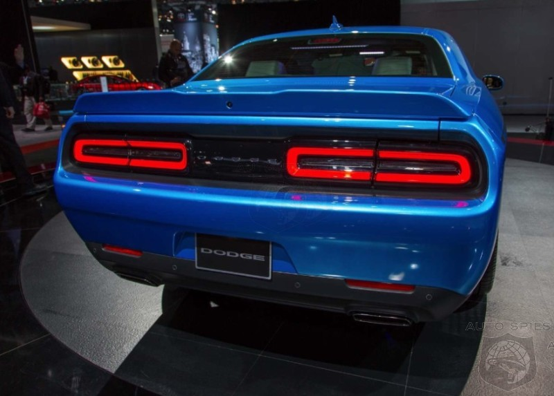 NEW YORK AUTO SHOW Did The 2015 Dodge Challenge SHOOT PAST The Competition FULL DETAILS Pics HERE