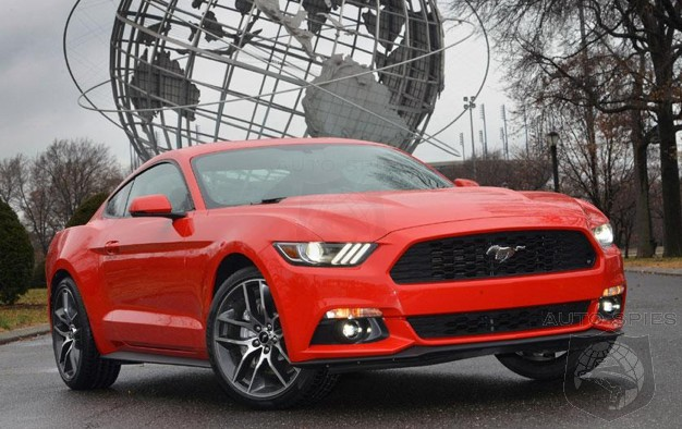 The GREAT WEIGHT Debate: Will The 2015 Ford Mustang Weigh MORE or LESS?
