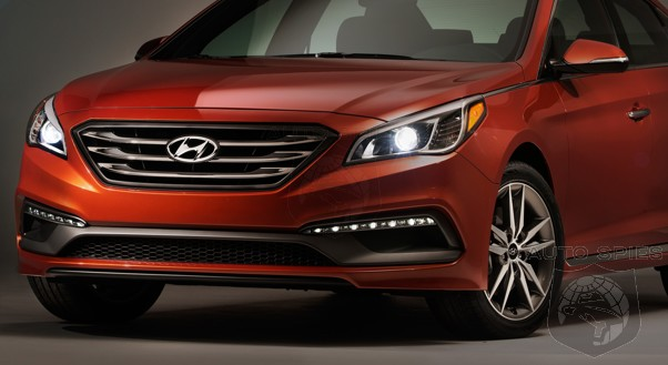 ONE Of America's MOST TRUSTED Sources Reviews The 2015 Hyundai Sonata — So, How'd It Do?