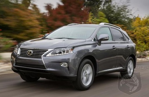 DETAILS! Tracking The CHANGES With The 2015 Lexus RX350, ALL Info HERE!
